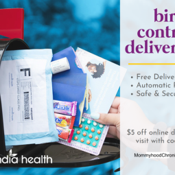 Pandia Health-Birth Control to Women Without Leaving Your Home