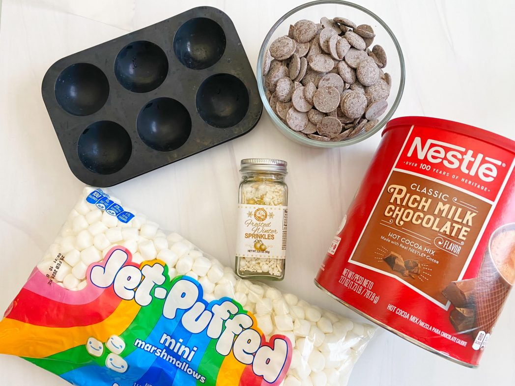 Best Hot Chocolate Bombs Recipe!