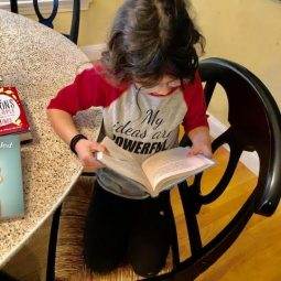 A Book Subscription For Kids- Literati!