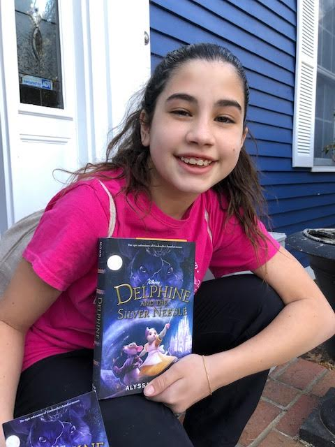 Disney Books Delphine and the Silver Needle on Sale Now!
