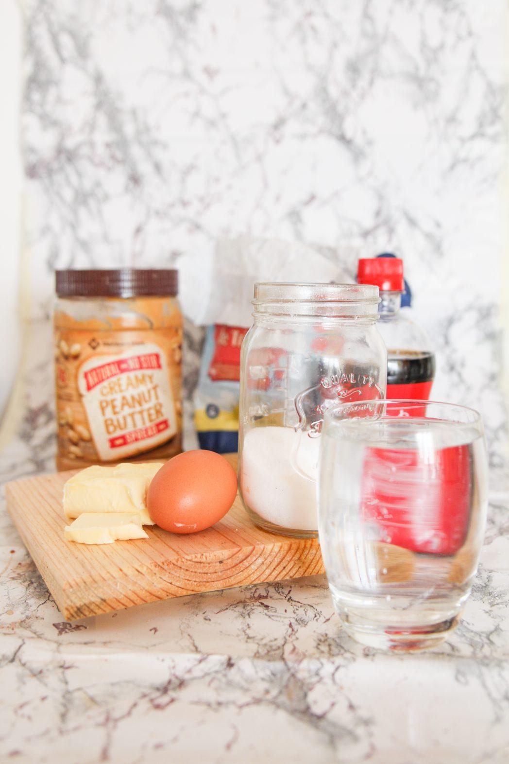 Fried Peanut Butter Balls Recipe!