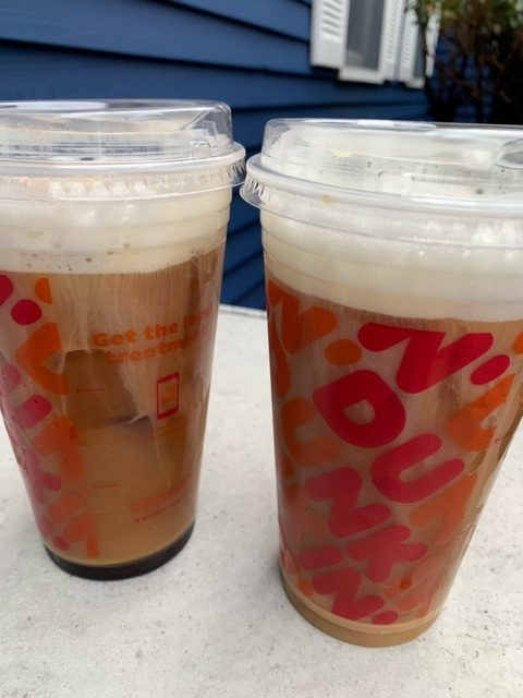 Dunkin' is the New Home of Sweet Cold Foam!