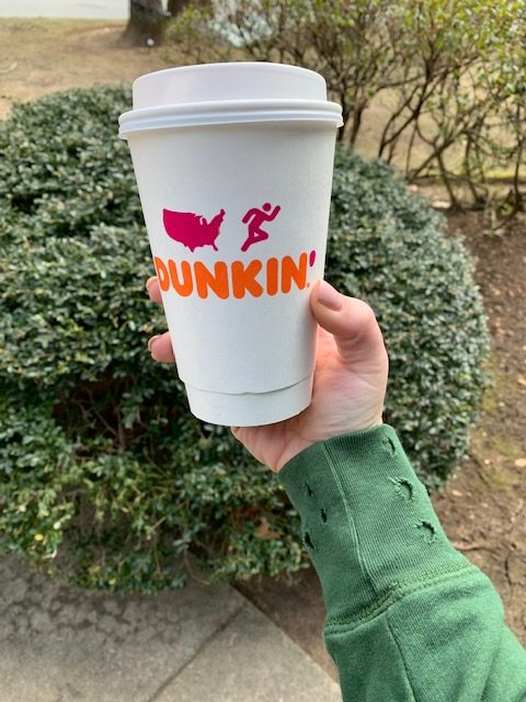 Dunkin' New Irish Creme Available Now!