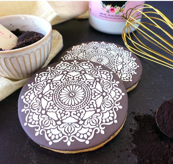 The Cookie Countess -Your Complete Cookie Decorating Kit!