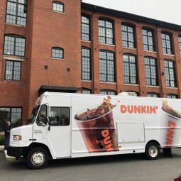 Dunkin' Discover Brew Truck