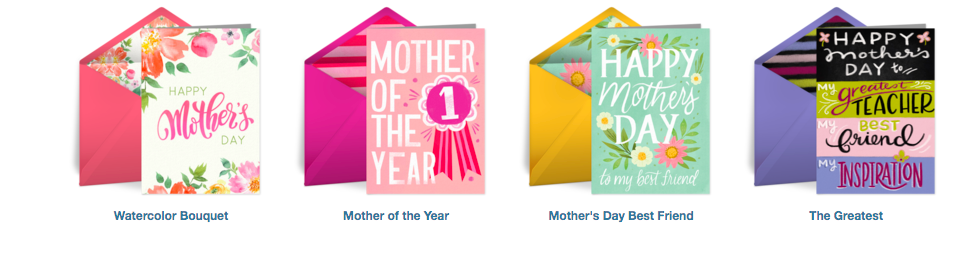 Send Punchbowl Mother's Day Cards and Nominate that Special Mom!
