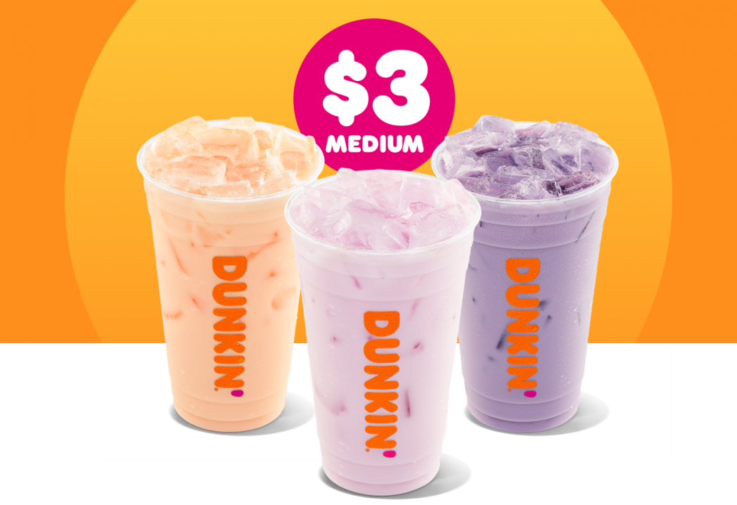 Dunkin Special Promotions