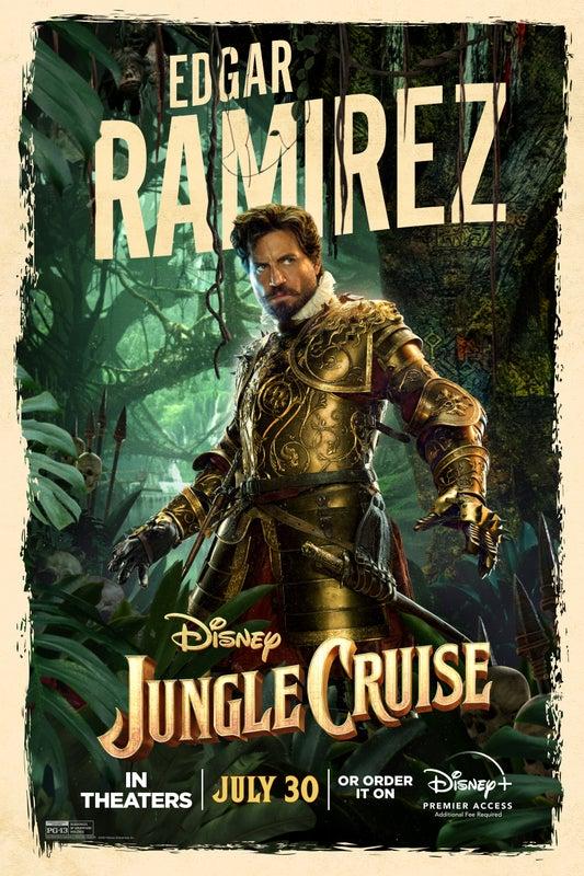 Jungle Cruise Virtual Press Junket!
