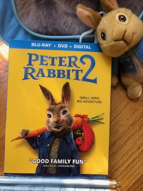 Peter Rabbit 2 Now On Blu-Ray!