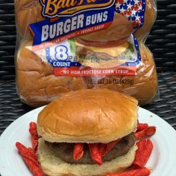 Family Grilling with a Secret Ingredient-Spicy Burgers