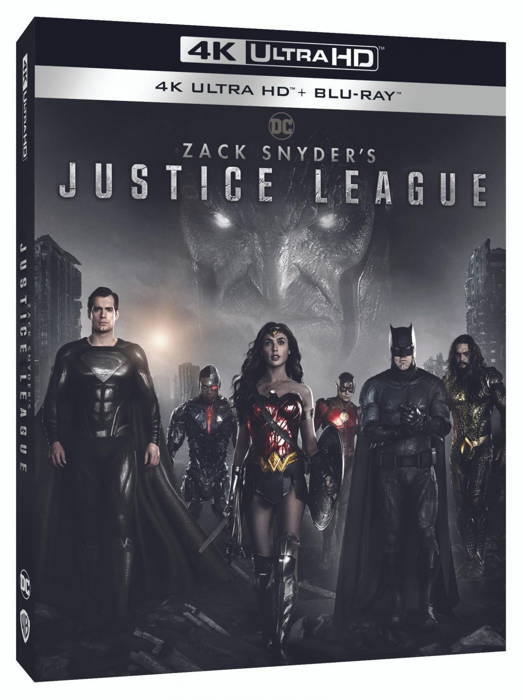 Zack Snyder's Justice League on DVD today!